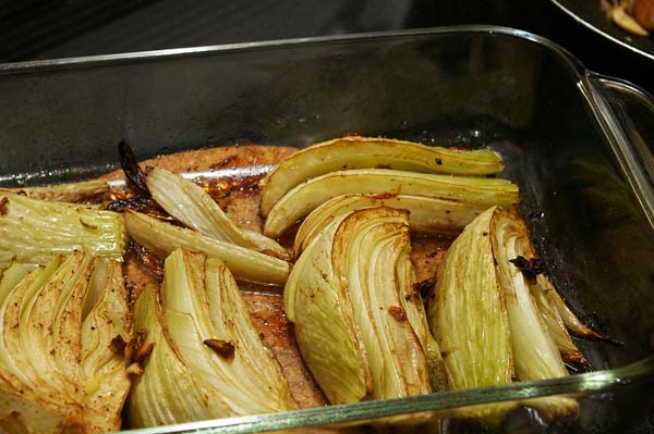 Roasted Fennel - The Gourmet Housewife