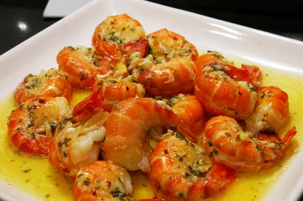 ... garlic shrimp take on the spicy shrimp spicy lemon garlic shrimp