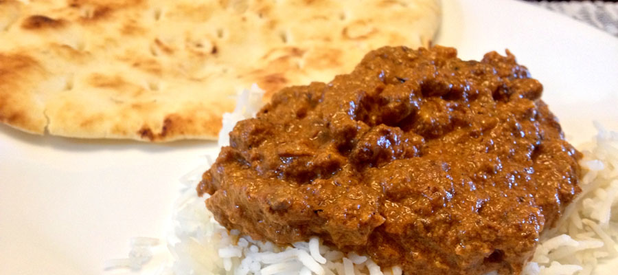 Slow Cooker Butter Chicken - The Gourmet Housewife